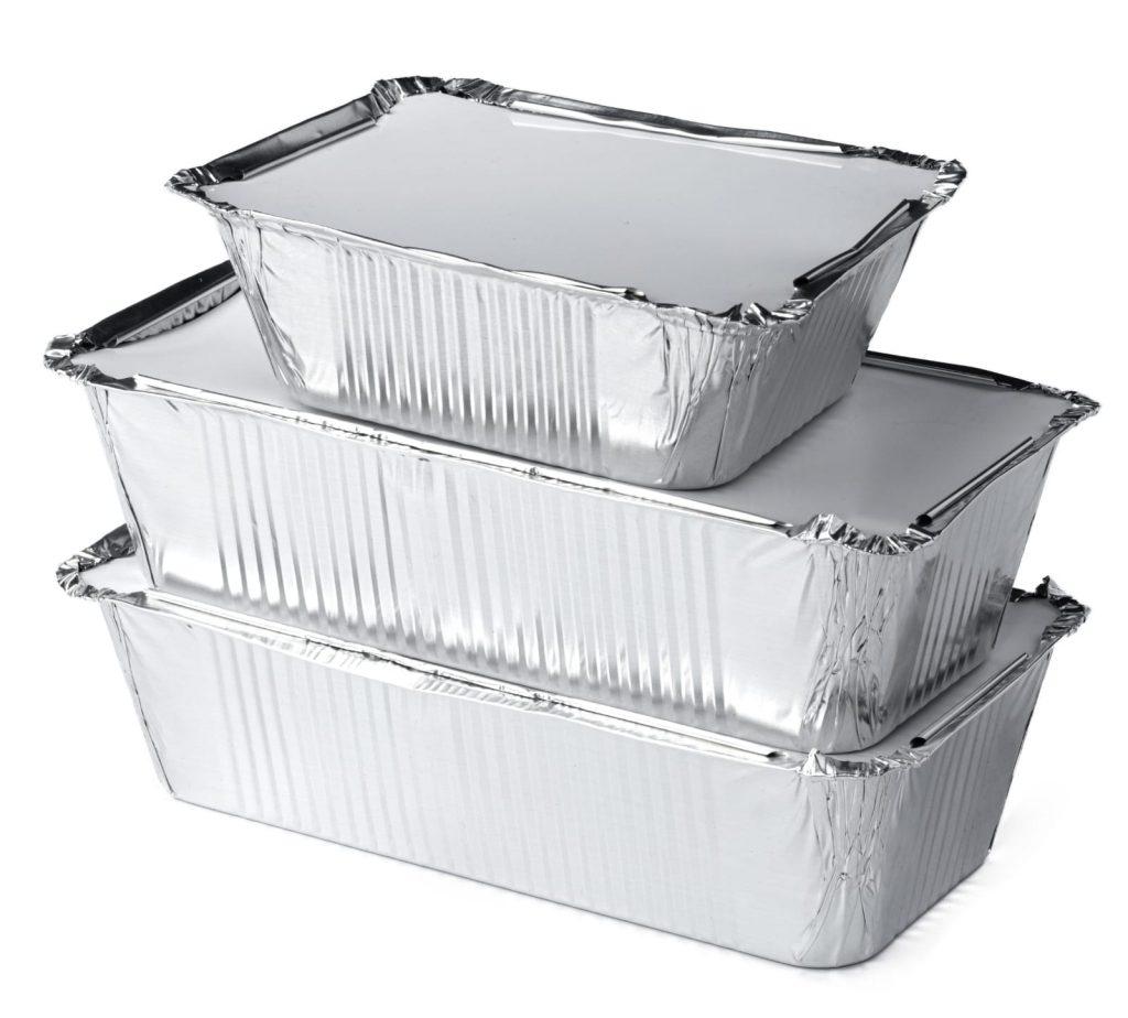 Aluminum Food Conatiner 1 1